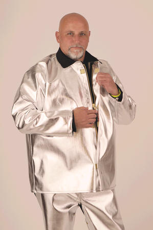 Aluminized Jacket by Tri-Star Glove