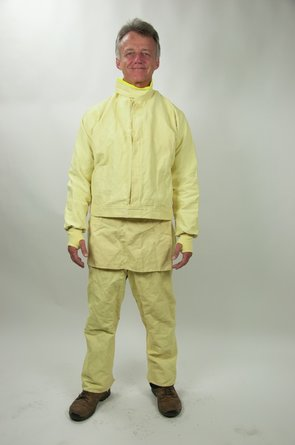 TSG Glass Garments - PPE for glass industry